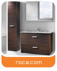 Roca - Meubles salles de bains Charente-Maritime - Entreprise Tessier